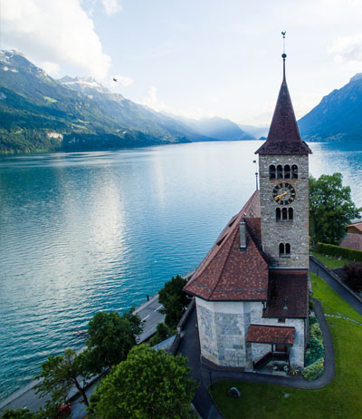 Limousine transfer nach Interlaken